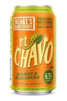Blakes El Chavo Mango Habanero 12oz Can