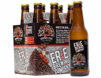 Erie Skippers Coffee Stout 6pk 12oz Bottles