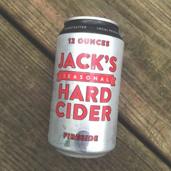 Jacks Fireside Seasonal Hard Cider 6pk 12oz Cans