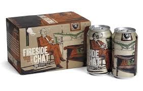 21st Amendment Fireside Chat Winter Spiced Ale 6pk 12oz Cans