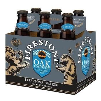 Firestone Walker Oaktoberfest Oak Aged Lager 6pk 12oz Bottles