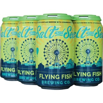 Flying Fish Salt and Sea 6pk 12oz Cans