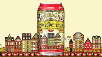 Founders Oktoberfest German Style Marzen 6pk 12oz Cans