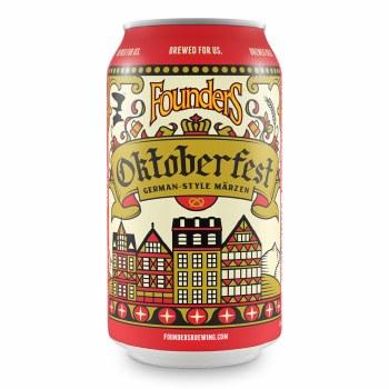 Founders Oktoberfest German Style Marzen 15pk 12oz Cans