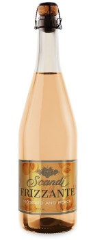 Scandi Frizzante Moscato and  Peach 25.4oz Bottle