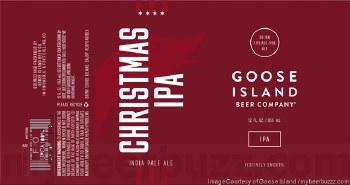 Goose Island Christmas IPA 6pk 12oz Cans