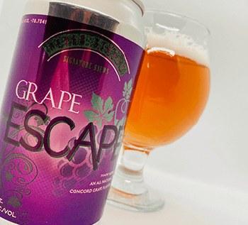 Straub Grape Escape Ale 12oz Can