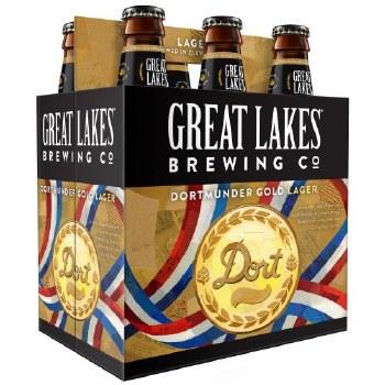 Great Lakes Dortmunder Gold Lager 6pk 12oz Bottles