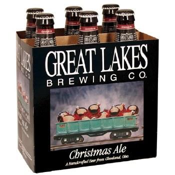 Great Lakes Christmas Ale 6pk 12oz Bottles