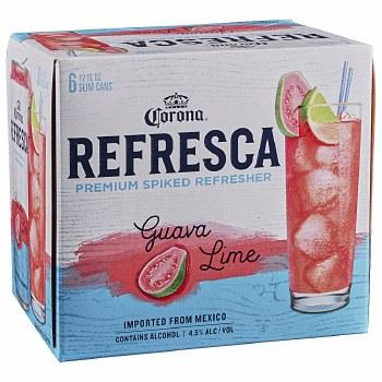 Corona Guava Lime Hard Seltzer 6pk 12oz Cans