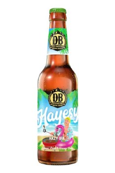 Devils Backbone Hayesy Hazy IPA 12oz Bottle