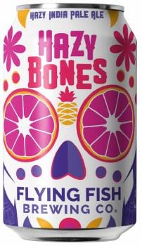 Flying Fish Hazy Bones Hazy IPA 12oz Can