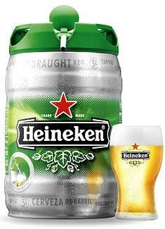 Heineken Mini Keg