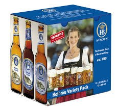 Hofbrau Variety 12pk 12oz Bottles