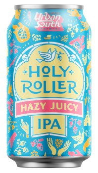 Urban South Holy Roller Hazy Juicy IPA 6pk 12oz Cans