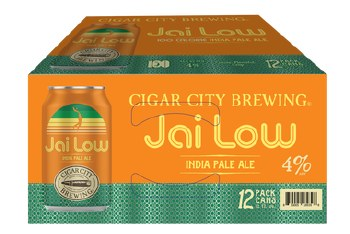 Cigar City Jai Low IPA 12pk 12oz Cans