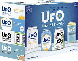 Harpoon UFO Jingle All The Way Variety 12pk 12oz Cans