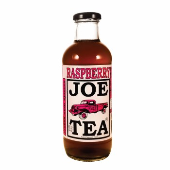 Joe Raspberry Tea 20oz Bottle