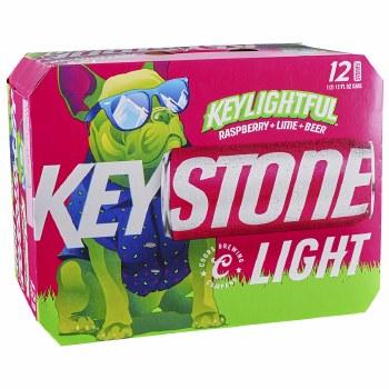 Keystone Light Keylightful 12pk 12oz Cans