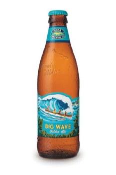 Kona Big Wave Golden Ale 12oz Bottle