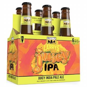 Bells Larrys Latest Juicy IPA 6pk 12oz Bottles