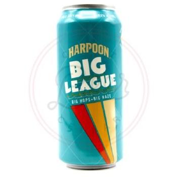 Harpoon Big League Big and Juicy IPA 12oz Can