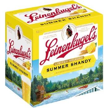Leinenkugel Summer Shandy 12pk 12oz Bottles