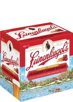 Leinenkugel Cranberry Ginger Shandy 12pk 12oz Bottles