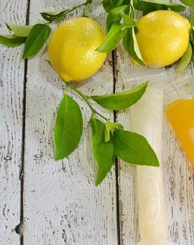Lemonade 6oz Slushy Pop