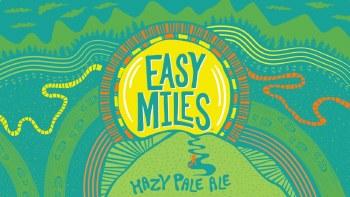 """Magic Hat """"Easy Miles"""" Hazy Pale Ale 6pk 12oz Cans"""