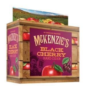 McKenzie's Black Cherry Hard Cider 6pk 12oz Bottles