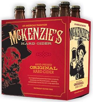 McKenzie's Original Hard Cider 6pk 12oz Bottles