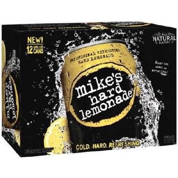 Mike's Hard Lemonade 12pk 11.2oz Cans