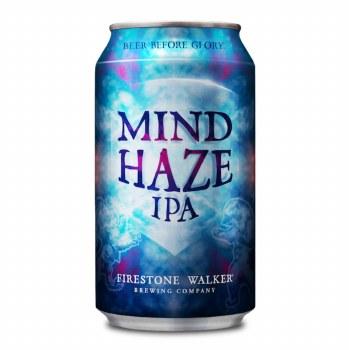 Firestone Walker Mind Haze Hazy IPA 12oz Can
