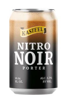 Kasteel Nitro Noir Porter Belgian Malt 10oz Can