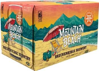 Breckenridge Mountain Beach Colorado Ale 6pk 12oz Cans