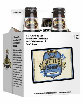 Founders Bottle Shop Series NEMESIS Ale 4pk 12oz Bottles