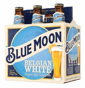Blue Moon 6pk 12oz Bottles