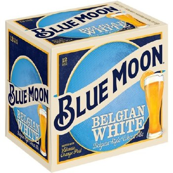 Blue Moon 12pk 12oz Bottles