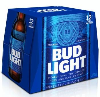 Bud Light 12pk 12oz Bottles