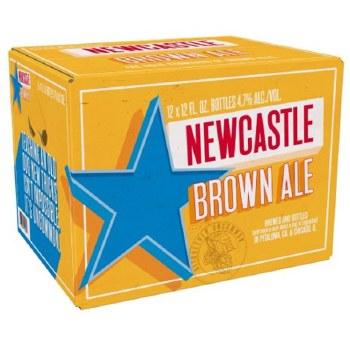 New Castle Brown Ale 12pk 12oz Bottles