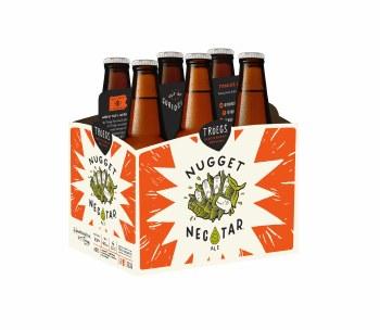 Troegs Nugget Nector  Ale 6pk 12oz Bottles