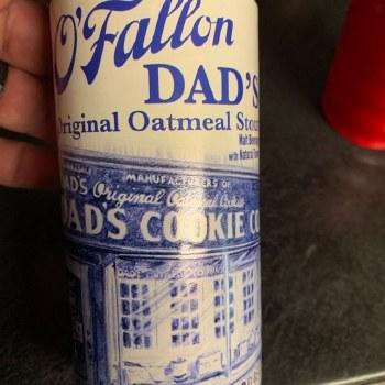 OFallon Dads Original Oatmeal Cookie Stout 4pk 16oz Cans