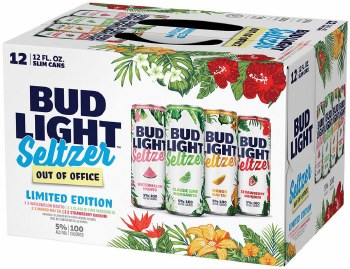 Bud Light Seltzer Out of Office Variety 12pk 12oz Cans