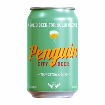 Penguins City Golden Ale 12oz Can