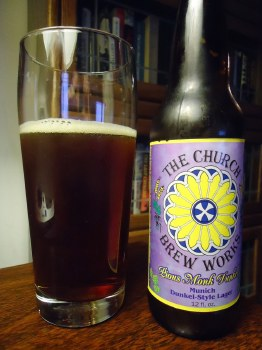 Church Brew Works Pious Monk Dunkel 12oz Can