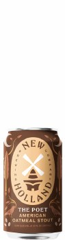 New Holland Poet Oatmeal Stout 6pk 12oz Cans