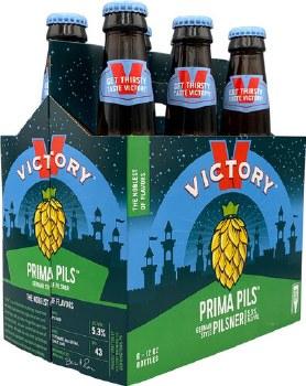 Victory Prima Pils German Style Pilsner 6pk 12oz Bottles