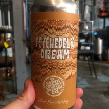 North Country Psychedelic Dream 4pk 16oz Cans