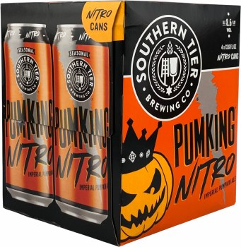 Southern Tier Pumking Nitro Imperial Pumpkin Ale 4pk 13.6oz Cans